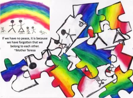 Original Art by Rev. Jenn Tafel