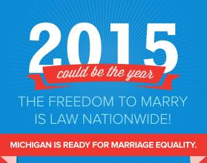 Photo credit: Michigan for Marriage