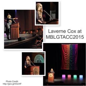 Laverne Cox Collage